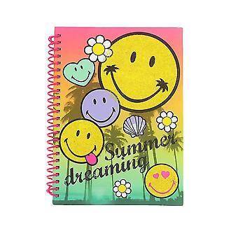 Smiley World A5 Hardback Notebook