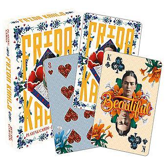 Frida Kahlo Spielkarten