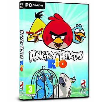 Angry Birds-Rio (PC CD)-fabriken förseglad