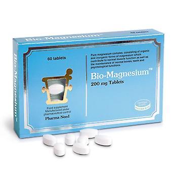 Pharmanord bio-magnesium 200 mg Tabs 60