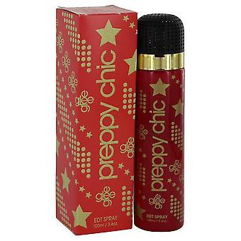 Glee preppy chic eau de toilette spray by marmol & son 540603 100 ml