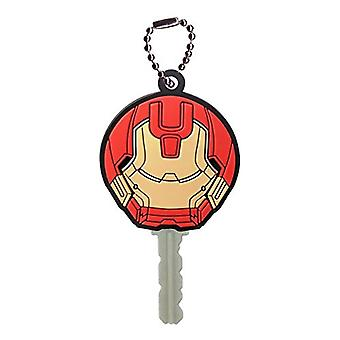 Key Cap-Marvel-soft touch PVC holder Avengers Hulkbuster 68379