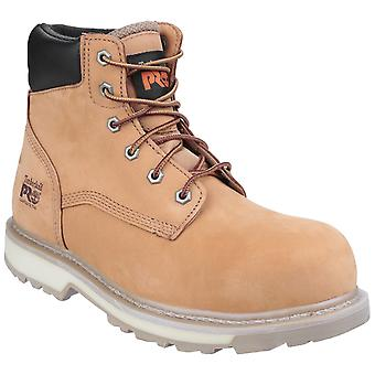 Timberland Pro Mens Traditional Lace-up Safety Boot Wheat