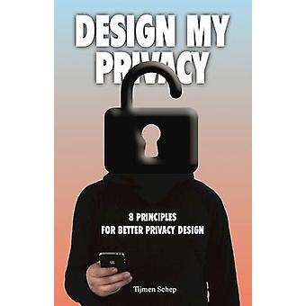 Design My Privacy - 8 Principles for Better Privacy Design by Tijmen S