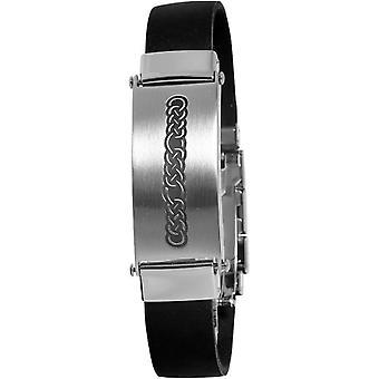 Akzent 003650000016 - Damenarmband - Edelstahl - 210 mm