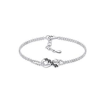 Diamore armband länk från silver Woman 0211271617_16