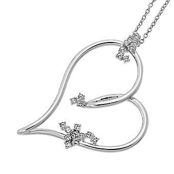 Oliver Weber 8920R - Damen Halskette - 450 mm