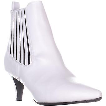 شريط الثالث أشار العزة المرأة إصبع القدم الكاحل أحذية تشيلسي
