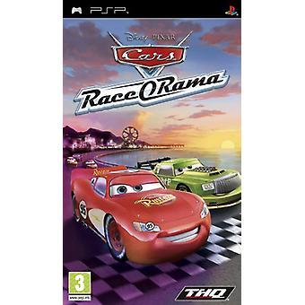 Cars Race-O-Rama (PSP) - Nouveau