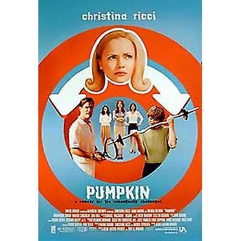 Pumpkin (Single Sided Regular) Original Cinema Poster