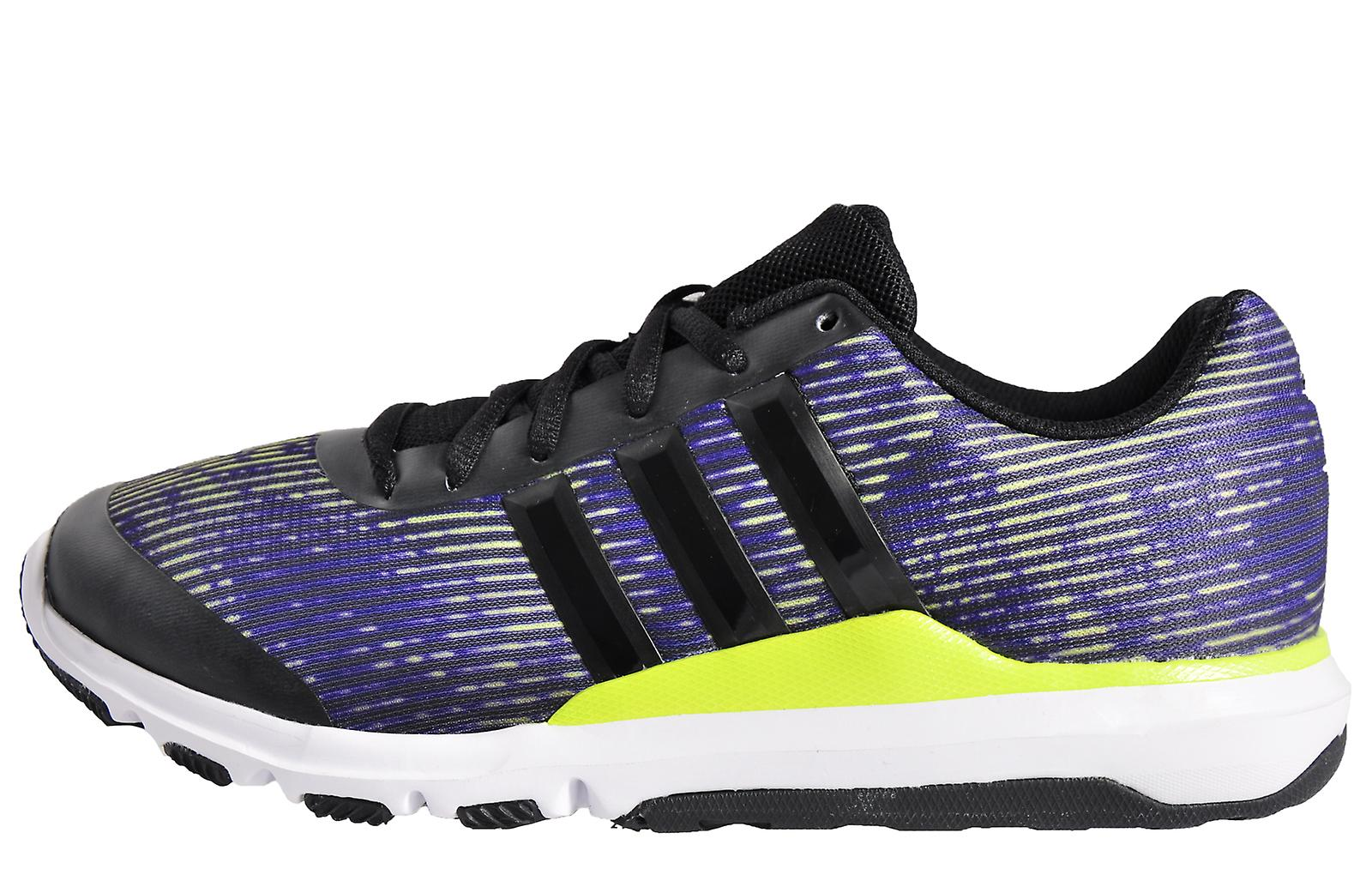 Adidas Adipure Primo Black / Purple / Lime