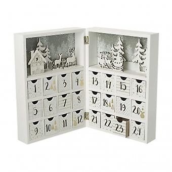 Heaven Sends Book Style Advent Calendar | Gifts From Handpicked