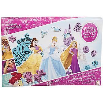 Disney Princess Felt Fun