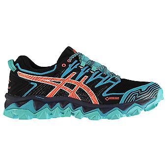 Asics femei doamnelor Trabuco 7 Gore-Tex impermeabil Trail Rularea formatori pantofi