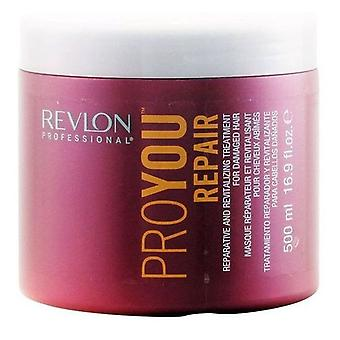 Mask for hair Proyou Repair Revlon