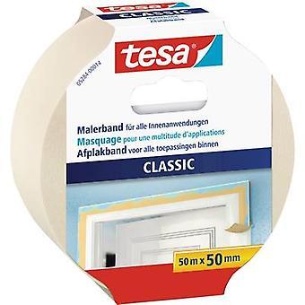 tesa 05284-14-10 Afdækningstape tesa® Classic (L x W) 50 m x 50 mm 1 stk.