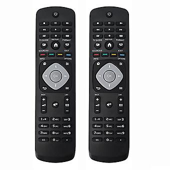 2x Universal Philips smart TV remote control replacement