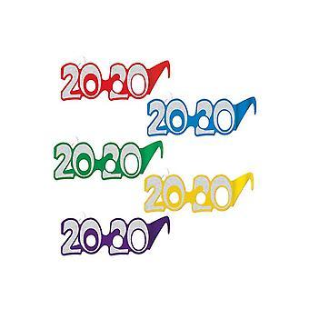 2020 glittrade kartong glasögon-25