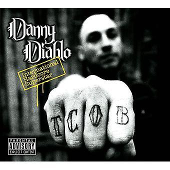 Danny Diablo - International Hardcore Superstar [CD] USA import