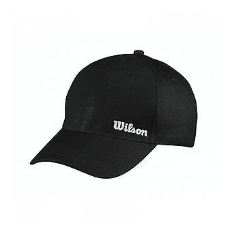 Wilsonova letní čepice černá