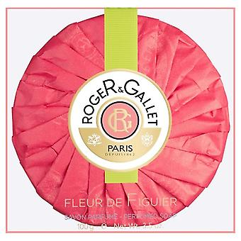 Roger & Gallet Fleur de Figuier Sapone 100g