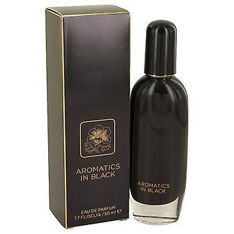 Aromatics in black eau de parfum spray by clinique 537139 50 ml