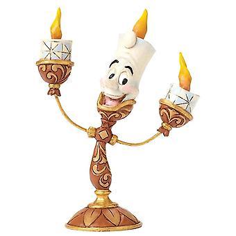 Disney Traditions Ooh La La Lumiere Figurine