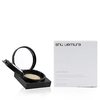 Shu Uemura Unlimited Breathable Lasting Cushion Foundation Spf 36 - # 674 Light Shell - 15g/0.5oz