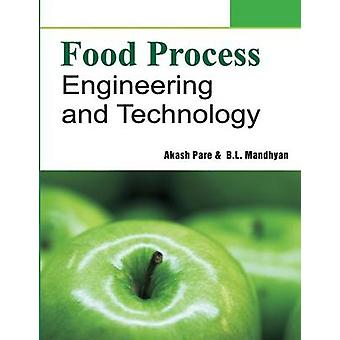 Food Process Engineering and Technology by Pare & Akash