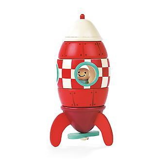 Janod 磁気ロケット