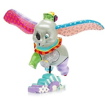 Disney by britto - dumbo flying figurine