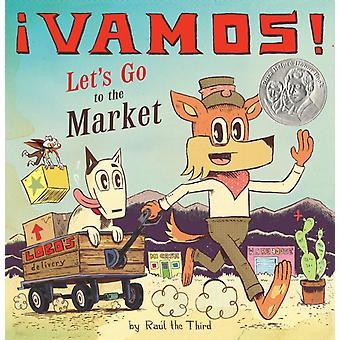 Vamos Lets Go to the Market par Raul le troisième