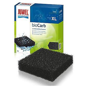 Juwel Carbon Sponge Biocard Xl (Vissen , Filters en waterpompen , Filter materiaal)