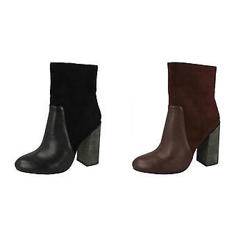 أن ميشيل النسائي/السيدات أحذية العجل منخفضة