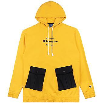 Champion Herren Kapuzenpullover Hooded Sweatshirt 214328