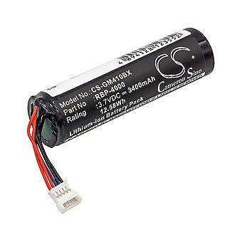 Batería para Datalogic RBP-4000 Gryphon 128000894 GBT4400 GBT4430 GM4100 GM4400