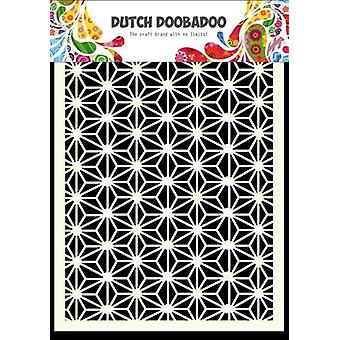 Dutch Doobadoo A6 Mask Art Stencil – Stars