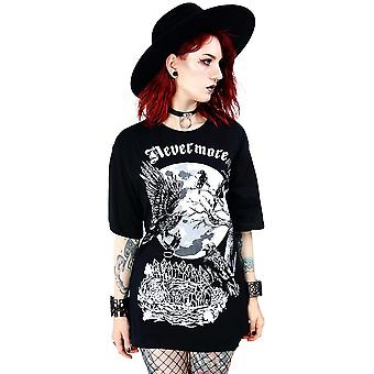 Restyle-Nevermore-t-shirt Unisex