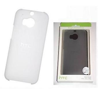 HTC HC C942 Hard Shell Cover + Screen Guard für ONE2/M8 (EU Blister)