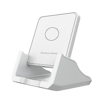 10W qi trådlös laddare snabb laddning skrivbord telefonhållare för qi-aktiverade smart telefon iphone 11 samsung galaxy note 10 +
