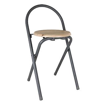 Stool Confortime Wood (30 X 68 x 43 cm)