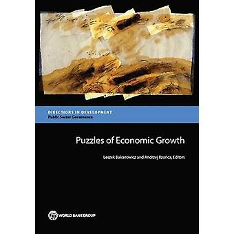 Puzzels van economische groei door Balcerowicz & Leszek