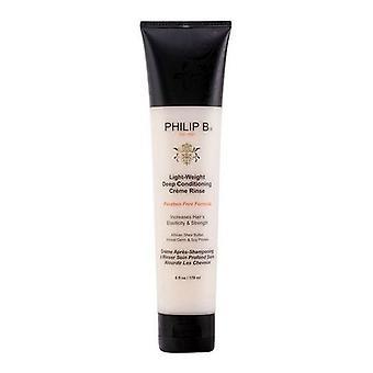 Hoito aine kevyt syvä Ilmastointi Creme Philip B