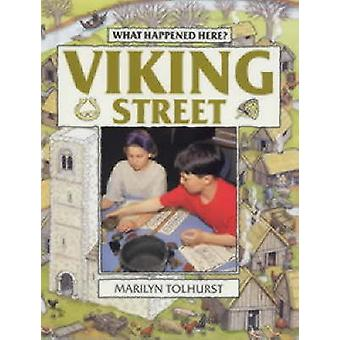Viking Street by Marilyn Tolhurst & Illustrated by Gillian Clements