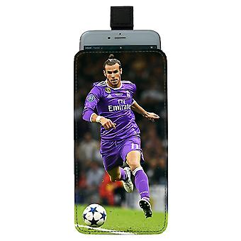 Gareth Bale Large Pull-up Mobile Bag