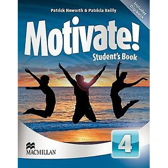 Motivate! Level 4 Student's Book CD Rom Pack by Patrick Howarth - 978