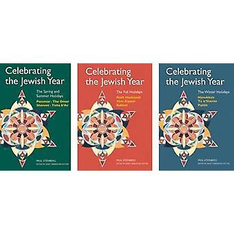 Celebrating the Jewish Year by Paul Steinberg - Janet Greenstein Pott