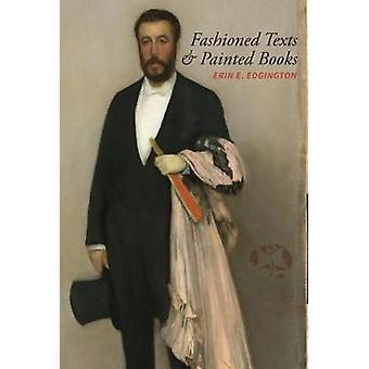 Textes à la mode et livres peints - Français poète fan du XIXe siècle