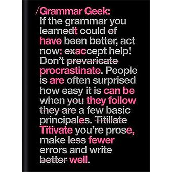 Grammar Geek by Michael Powell - 9781788402002 Book