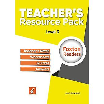 Foxton Readers Teacher's Resource Pack - Level-3 by Jane Richards - 9
